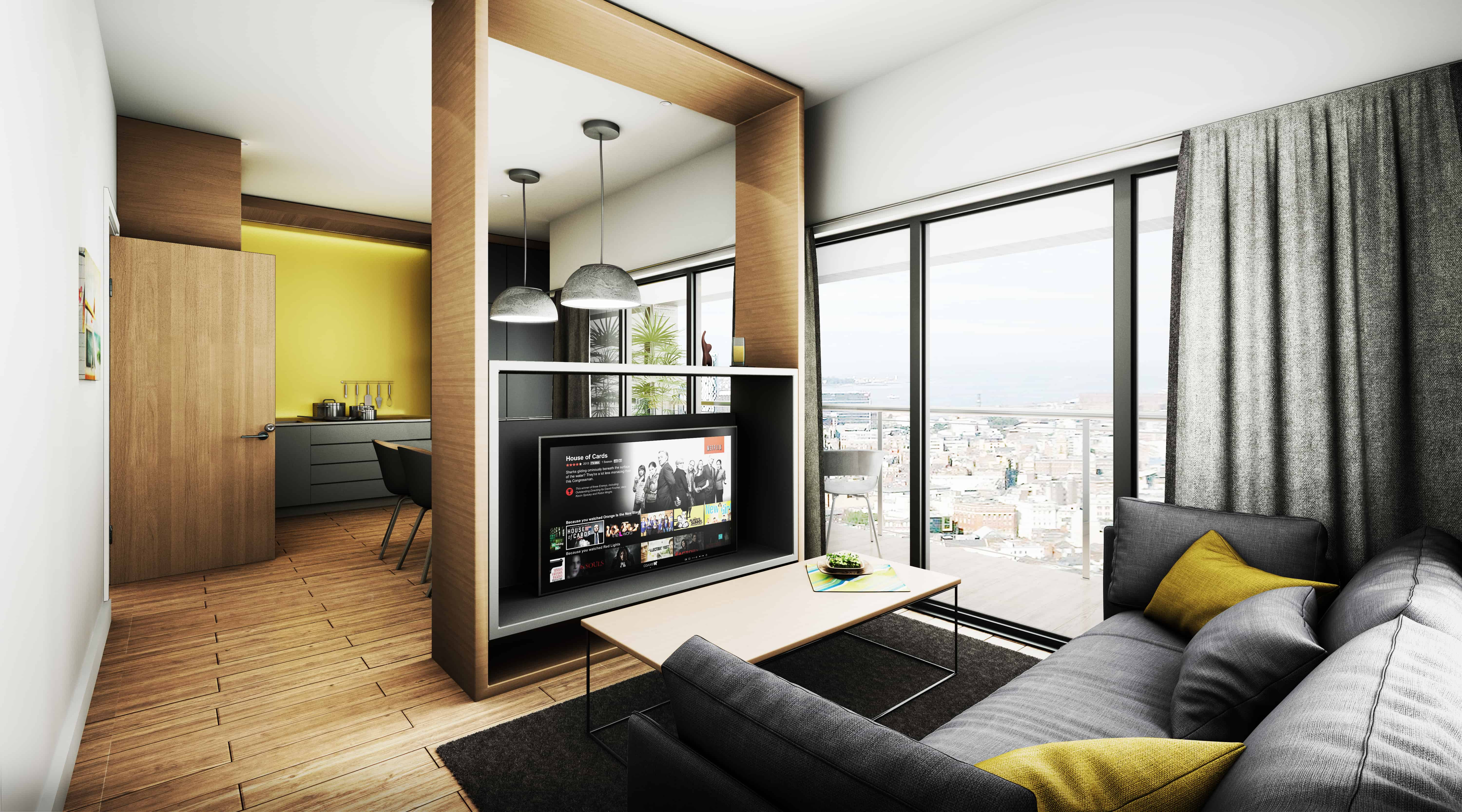 Cashmere Residences, Fabric Village Apartments, Liverpool ...